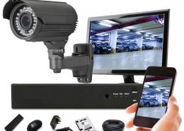 CCTV camera systems desktop and mobile